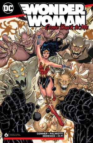 Wonder Woman - Come Back to Me # 6 Issues