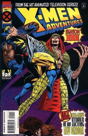 X-Men Adventures édition Issues V3 (1995 - 1996)