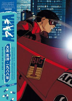 Rockyrama hors-série Akira 1 simple