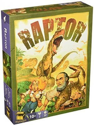Raptor édition simple