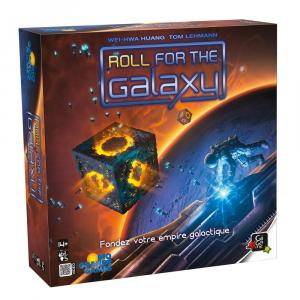 Roll for the Galaxy édition simple