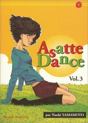 couverture, jaquette Asatte Dance 3  (Tonkam)