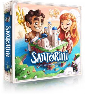 Santorini édition simple