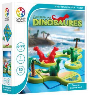 L'Archipel des dinosaures édition simple