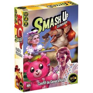 Smash Up : Conflit de générations édition simple