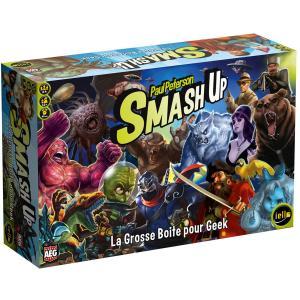 Smash Up : La Grosse Boîte édition simple