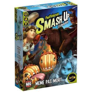 Smash Up : Même pas mort édition simple