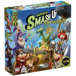 Smash Up : Munchkin édition simple