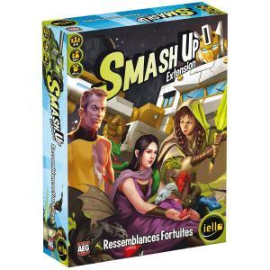 Smash Up : Ressemblances fortuites édition simple