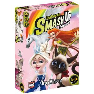 Smash Up : Trop minions édition simple
