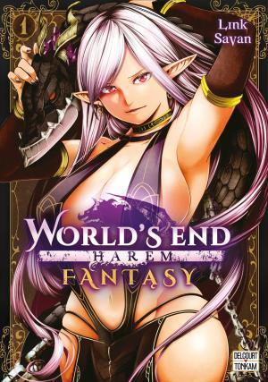 World's end harem fantasy 1 simple