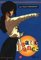 couverture, jaquette Asatte Dance 2  (Tonkam)