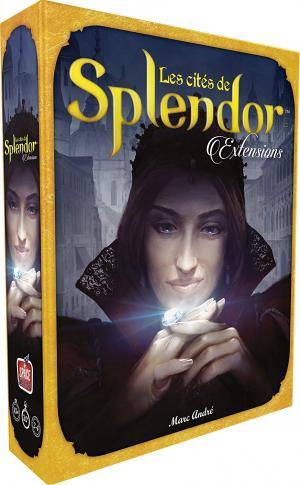 Splendor - Les Cités des Splendor édition simple