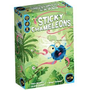 Sticky Chameleons édition simple