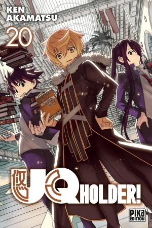 UQ Holder! 20 Simple
