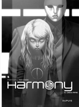 Harmony édition limité N&B