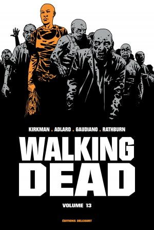 Walking Dead 13 TPB hardcover (cartonnée) - Prestige