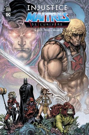 Injustice vs. He-Man and the Masters of The Universe édition TPB Hardcover (cartonnée)