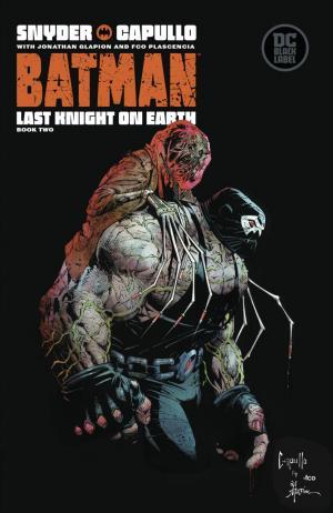 Batman - Last Knight on Earth # 2 Issues
