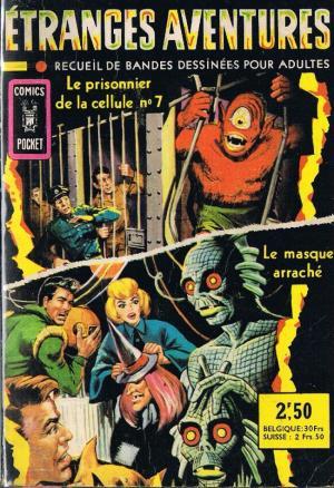 Etranges Aventures édition Reliure Éditeur (1966 - 1983)