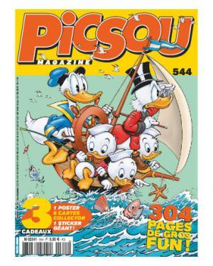 Picsou Magazine # 544