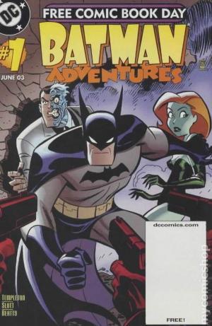 Free Comic Book Day 2003 - Batman Adventures 1 - Free Comic Book Day - Batman Adventures
