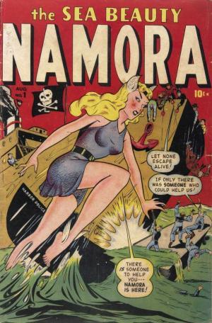 Namora # 1 Issues (1948)