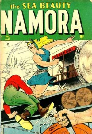 Namora # 3 Issues (1948)