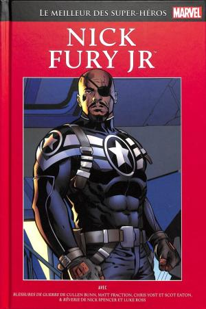 Le Meilleur des Super-Héros Marvel 95 - Nick Fury Jr