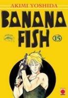 couverture, jaquette Banana Fish 15  (Panini manga) Manga