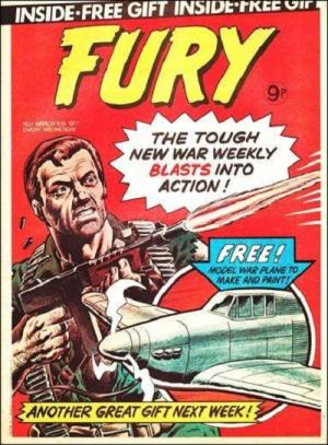 Fury édition Issues (1977)