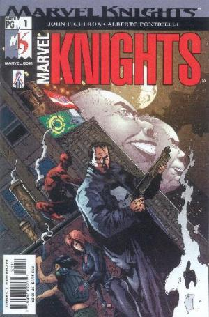 Marvel Knights édition Issues V2 (2002)