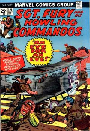 Sgt. Fury And His Howling Commandos édition Issues (1974 - 1981) - Sgt. Fury And His Howling..