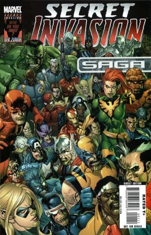 Secret Invasion Saga édition Issue (2008)