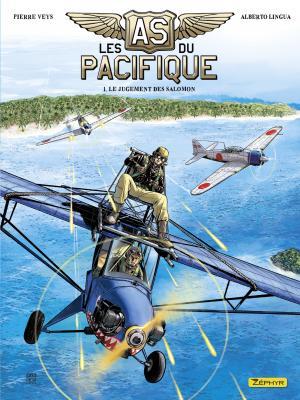 Les as du Pacifique T.1