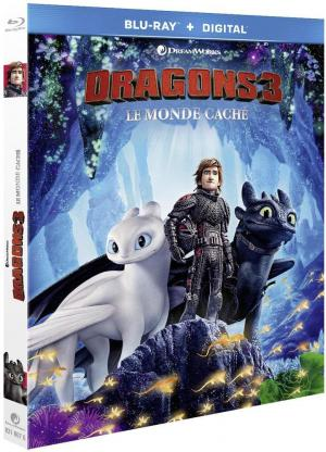 Dragons 3 : Le monde caché édition simple