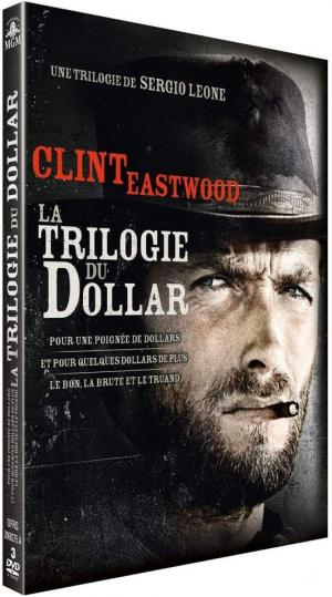 Sergio Leone : La trilogie du dollar édition simple
