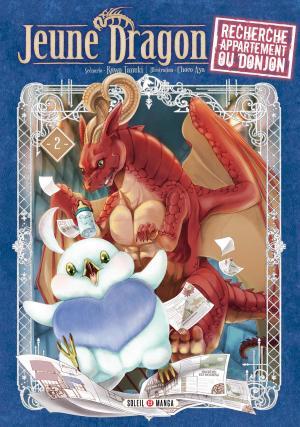 Jeune Dragon recherche appartement ou donjon 2 simple