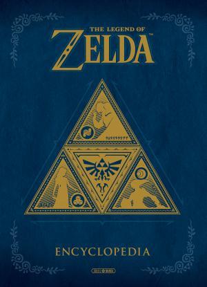 Legend of Zelda - Encyclopédia 1 simple