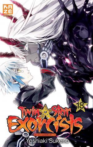Twin star exorcists – Les Onmyôji Suprêmes # 18