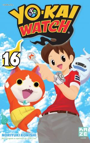 Yo-kai watch 16 Simple