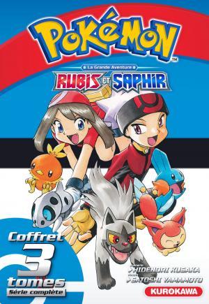 Pokémon édition Rubis et Saphir Intégrale