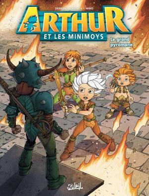 Arthur et les Minimoys (Castaza) # 2019