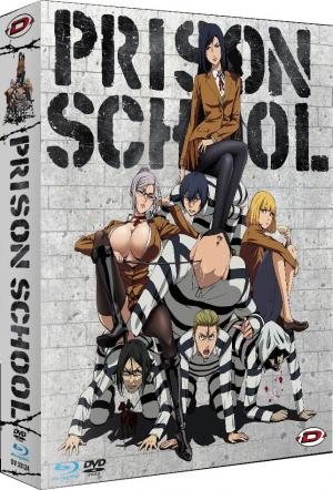 Prison School  combo Collector