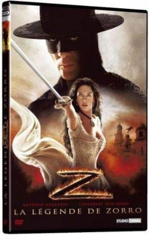 La Legende de Zorro édition simple