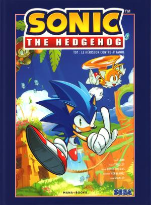 Sonic The Hedgehog # 1