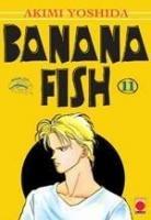 couverture, jaquette Banana Fish 11  (Panini manga)