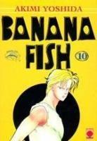 couverture, jaquette Banana Fish 10  (Panini manga)