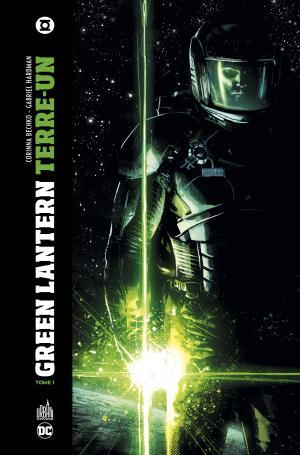 Green Lantern - Terre-un édition TPB Hardcover (cartonnée) - DC Deluxe