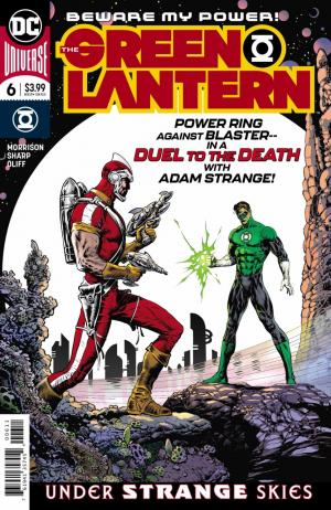 The Green lantern # 6 Issues V1 (2018 - Ongoing)